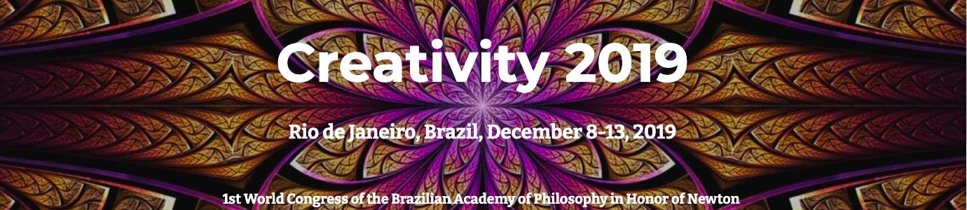 "Patrizio Paoletti Foundation guest at ""Creativity 2019"",  the international congress on creativity in Rio De Janeiro"